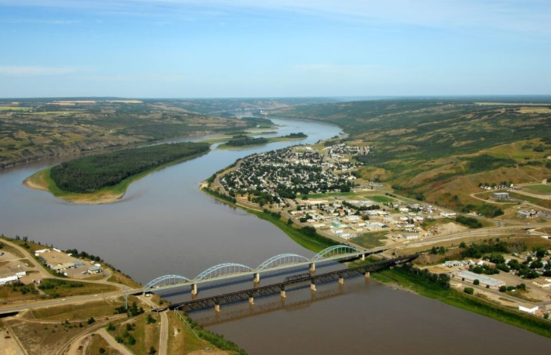 Peace River, Alberta