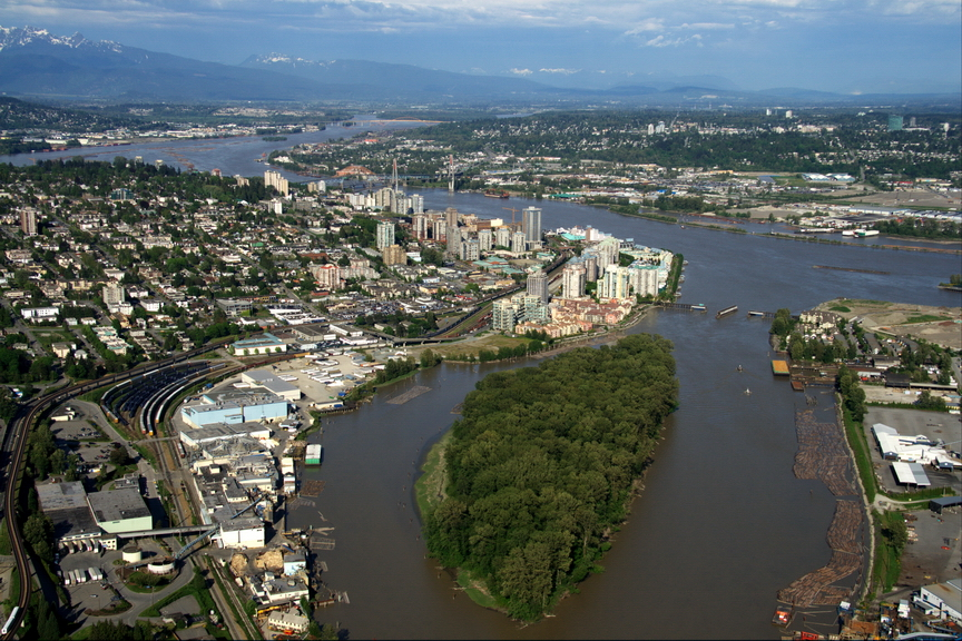 New Westminster, British Columbia