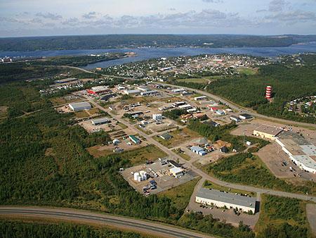 Port Hawkesbury, Nova Scotia