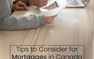 Mortgage Loans in Canada