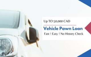 Explained Vehicle Pawn Loans