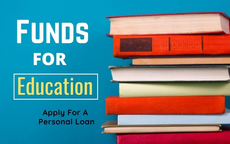 personal loan for education